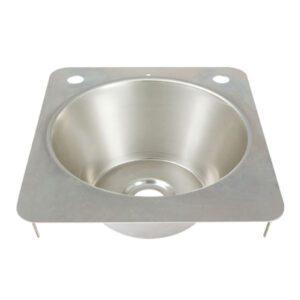 Rectangular Handwash Basin 265mm x 300mm – Inset
