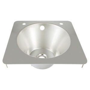 Rectangular Handwash Basin 380mm x 355mm – Inset